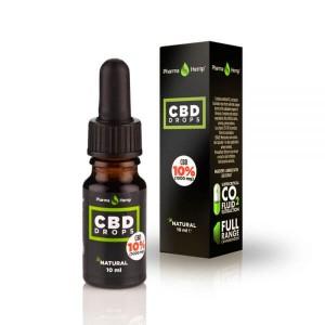 CBD Drops 10% |10ml.|
