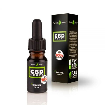 CBD Drops 10% |10ml.|