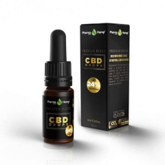CBD Drops 24% |10ml.| PREMIUM BLACK